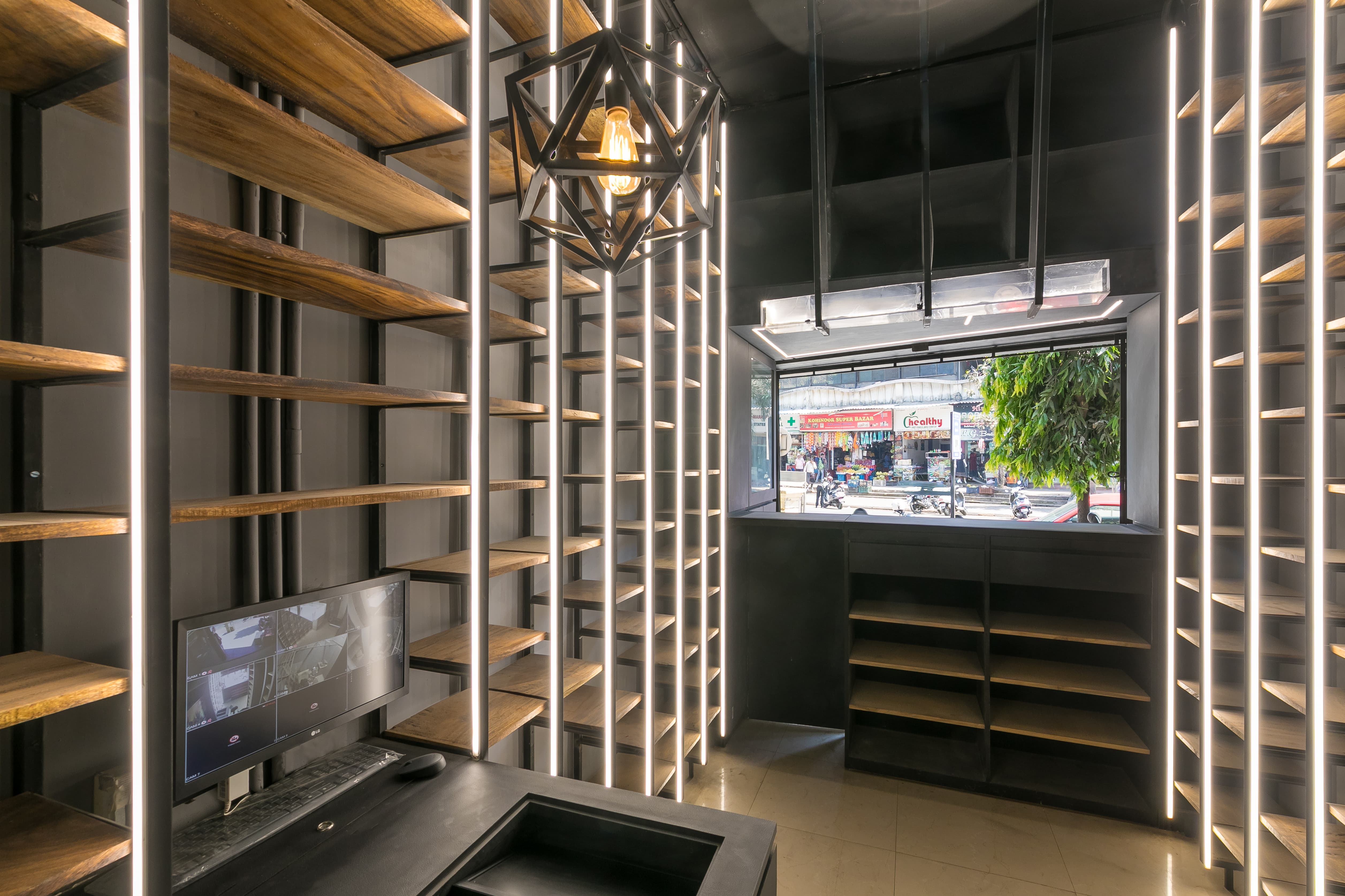 Liquor store Kayz studio 3