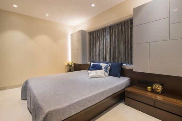Residence at Peddar Road